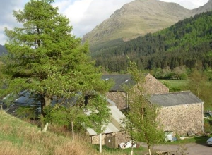 Low Gillerthwaite Field Centre and Pillar